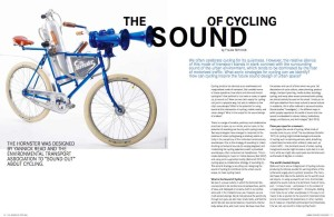 Behrendt(2013)The Sound of Cycling